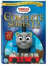 DVD TV Show Thomas The Tank Engine and Friends Series 12 R2 PAL