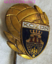 BG9617 - INSIGNE BADGE FOOTBALL District de CRACOVIE POLOGNE