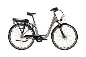 SAXONETTE City Plus E-Bike Pedelec 13 Ah 468 Wh 7-Gang Elektrofahrrad