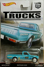 Hot Wheels Datsun  620 Blue ute