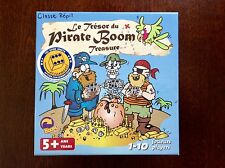 Le Tresor du Pirate Boom Treasure   Card and Dice Game   2006   Ages  5+