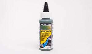 Water Tint - Moss Green - Woodland Scenics CW4521 - P3
