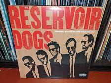 Reservoir Dogs Soundtrack Vinyl LP 180g Reissue SEALED Quentin Tarantino Black
