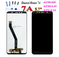 For Huawei Honor 7A LCD Display Touch Panel Assembly AUM-l29 AUM-L41 ATU-L11 JQ