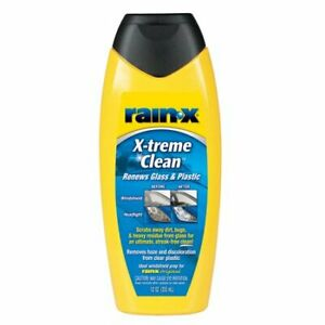 RAIN-X X-TREME CLEAN GLASS CLEANER 355ML