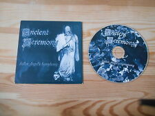 CD Gothic Ancient Ceremony - Fallen Angel's Symphony (9 Song) Promo CACOPHONUS