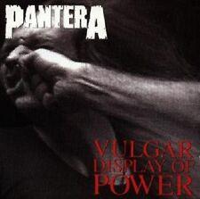 """PANTERA """"VULGAR DISPLAY OF POWER"""" CD NEUWARE"""