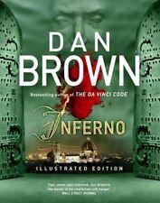 Inferno - Illustrated Edition: (Robert Langdon Book 4) by Dan Brown (Hardback, 2014)