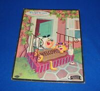 Vintage Top Cat Tray Puzzle Complete