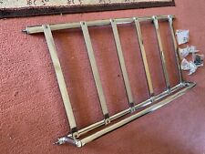 Triumph TR6 and Spitfire Luggage Rack, Correct Six Slat, Complete, Used, NM