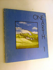 1975 FINDHORN SCOTLAND BOOK ONE EARTH W/ARTICLES BY DAVID SPANGLER, EILEEN CADDY