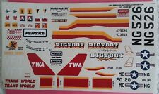 Scalemaster 1/48 IPMS USA National Convention 1991 (St. Louis) Decal Set