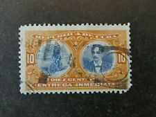 SPANISH WEST INDIES, SC# E4, SPECIAL DELIVERY (1910)