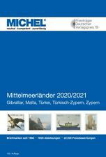 Michel Europa Katalog Mittelmeerländer 2020/2021, portofrei in Deutschland Neu