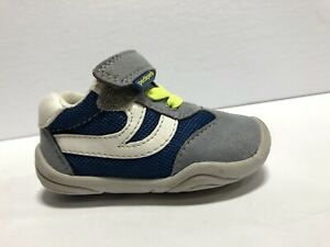 Pediped Cliff Sneaker Size 4-4.5 M Toddler