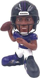 "Lamar Jackson Baltimore Ravens NFL Showstomperz 5"" Bobblehead"