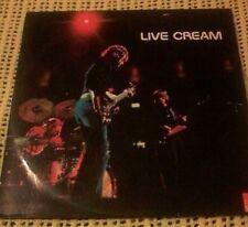 CREAM LIVE ERIC CLAPTON VINYL LP 1970 ORIGINAL AUSTRALIAN PRESSING 2383 016