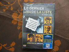 DVD LE DERNIER DE LA LISTE / John Huston  Universal   (2012)  Neuf sous blister
