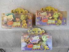 RARE Vintage 2007 SHREK Out of Control Triplets Babies Toy Playset Set NIB