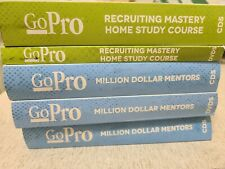 GoPro Recruiting Mastery Home Study Course with Eric Worre Network Marketing
