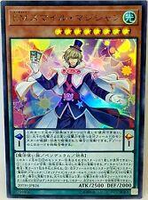 Yu Gi Oh Japanese 20TH-JPB26 Performapal Smile Sorcerer Ultra Rare Pendulum Mint