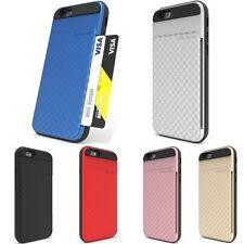 Hero Card Bumper Case Cover for Apple iPhone 8, 8 Plus, 7,7 Plus,6/6s,6/6s Plus