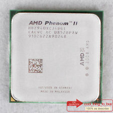 AMD Phenom II X4 940 HDZ940XCJ4DGI CPU 3/6M/1800 Socket AM2+ 100% work free sp