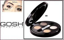 Gosh Cosmetics Brow Kit 001 *Brow Powder Make -Up With Applicator & Brush