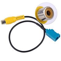 Fakra Rückfahrkamera RCA Kabel Adapter für Mercedes Comand PCM Ford Blaupunkt NX