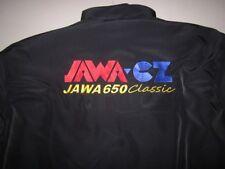 NEU JAWA CZ 650 Classic Fan-Jacke schwarz veste jacket jas jakka giaccia