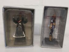Eaglemoss Classic Marvel Figurine Collection Baron Zemo & Red Skull bundle