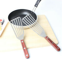 Mini Frying Pan Skillet Egg Omelet Frypan with 32cm Slotted Turner Spatula