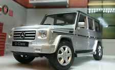 G LGB 1:24 Scale Mercedes G Class Wagon 24012 Detailed Welly Diecast Model Car