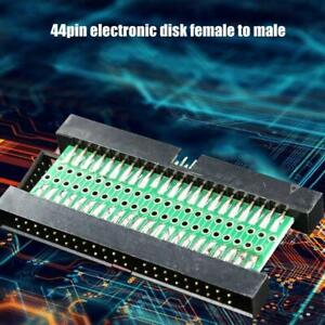 High quality 44Pin 44-Pin 2.5 IDE male to male adapter 44p 44pin dom to usb SSD