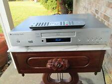 Cambridge Audio Azur 650BD Blu-Ray Player SACD DVD-A W/remote (Silver)