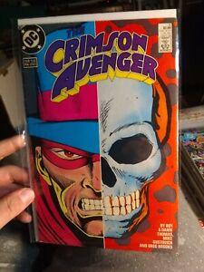 Crimson Avenger #4