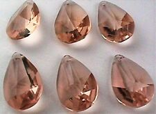 PINK CHANDELIER CRYSTAL BEADS OLDER