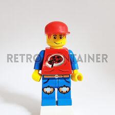 LEGO Minifigures - 1x ixs003 - Pepper Roni - Island Stunt Xtreme Omino Minifig