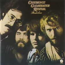 CD-Credence Clearwater revival-pendulum - #a1354 - rar