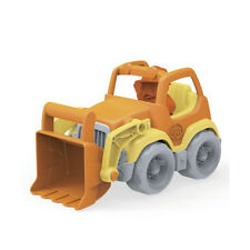 Green Toys Baustellen Radlader Scooper Truck Laster LKW recycelter Kunststoff