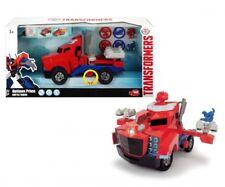 Transformers RID Optimus Prime Battle Truck-Neuf