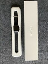 Apple Watch Series 1 - 42 mm Space Gray Aluminium