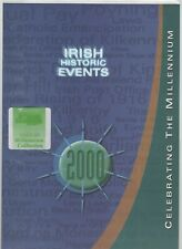 IrelandStamps2000-FDC Pres Pack New Millennium (2nd Issue)–Irish Historic Events