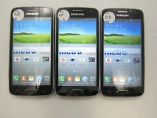 New ListingLot of 3 Samsung Galaxy Avant G386T1 MetroPcs Check Imei Good Condition 6-568