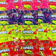 *LATEST RELEASE* MEDICATED NERDS ROPE BITES VARIOUS FLAVORS *EMPTY BAGS*