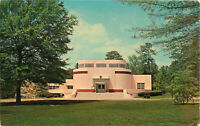 Postcard Visitor Center and Admin. Building Ocmulgee National Monument Macon, GA