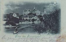 Ansichtskarten aus Baden-Württemberg mit dem Thema Burg & Schloss
