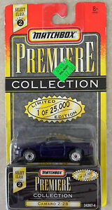 Matchbox - Premiere Collection - Select Class Series 2 - Camaro Z-28