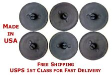 Leaf Spring End Tip Pad Anti Squeak (6 Pieces) Free Shipping Made in USA