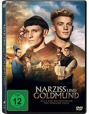 Narziss und Goldmund  DVD NEU